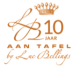 logo Aan Tafel by Luc Bellings